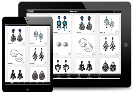 Create your own mobile product catalogue