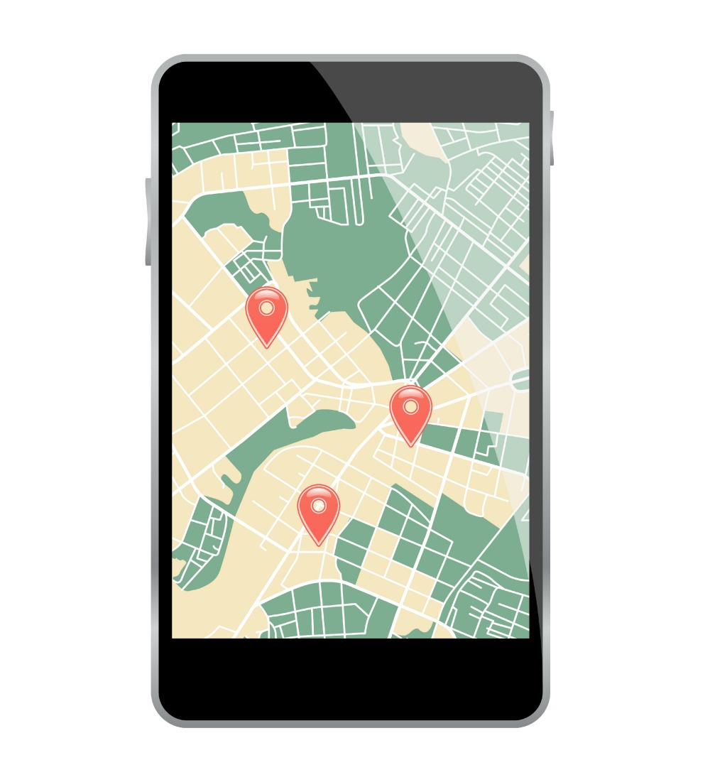 GPS tracking check-in field sales reps
