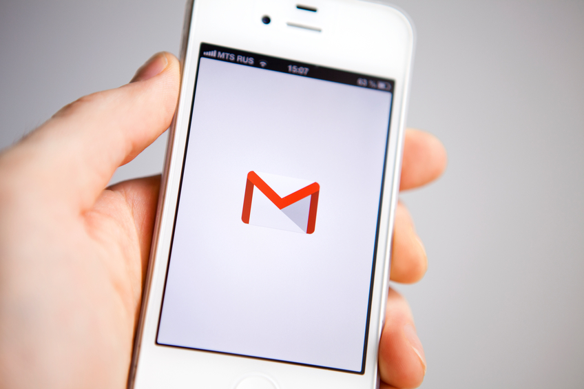 Gmail app iPhone