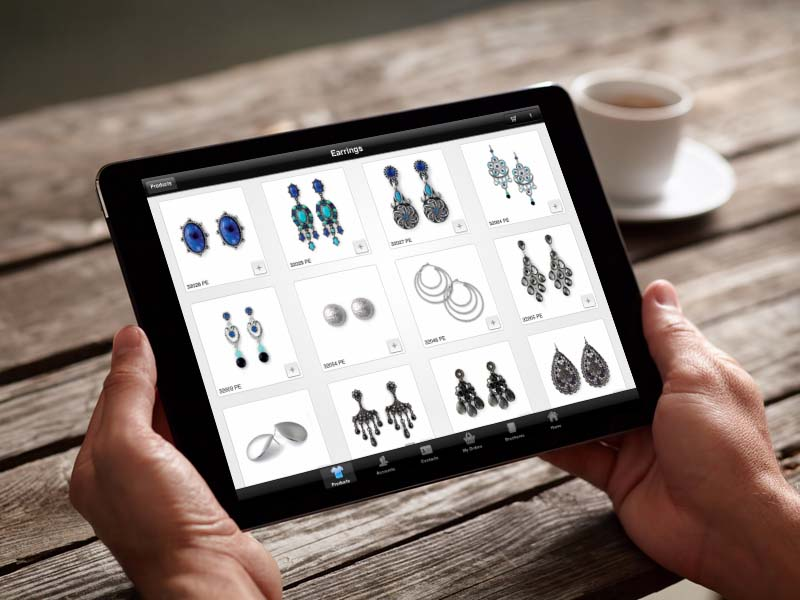 Personalise your digital catalogue for sales success