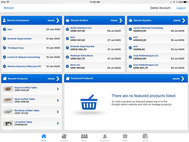 app screenshot legacy
